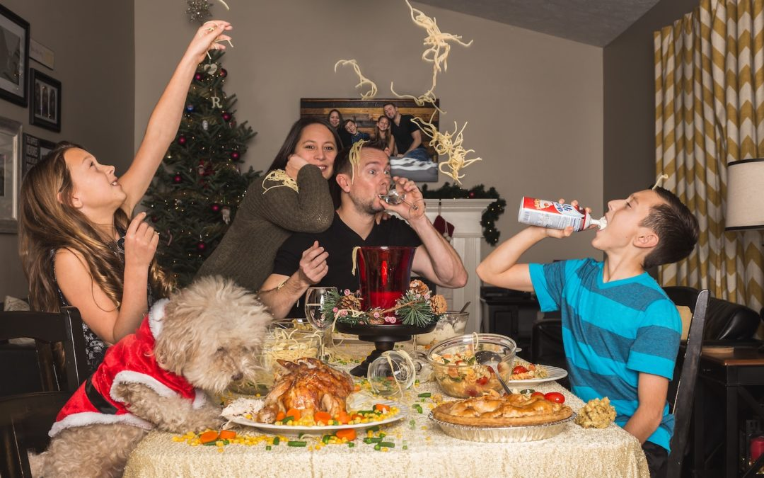 Five Steps to Happy Holiday Gatherings